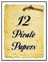 12 Pirate Papers